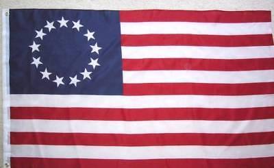 Betsy Ross Patriotic Usa Historical Flag - 1776 - Patriot - American Revolution 4