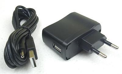 10 x Superhelle LED Schwanenhals-Leuchte 2-Arm weiß mit Netzteil und USB-Kabel