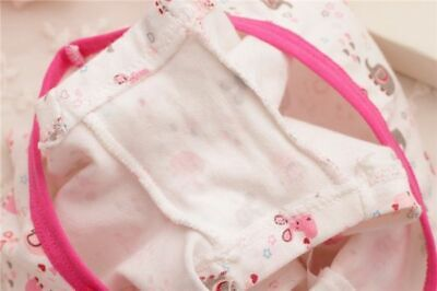 4 Pack Girls Boxer Shorts Underwear Briefs Cotton Knickers Age 2 4 5 6 7 8 9 Yrs 8