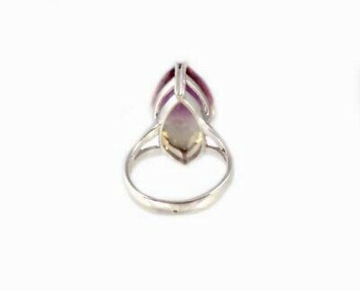 Gorgeous Ametrine Ring Medieval Scotland Gem Ancient Persian AmuletCamel Caravan 9