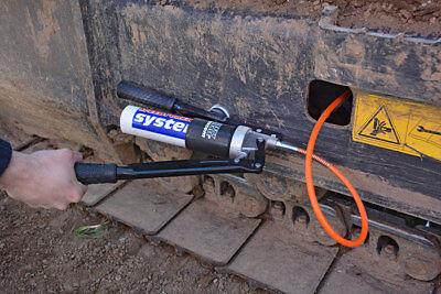 Kit Ingrassatore A Leva Pompa Ingrassaggio Speedy Grease System Con Magnete 7