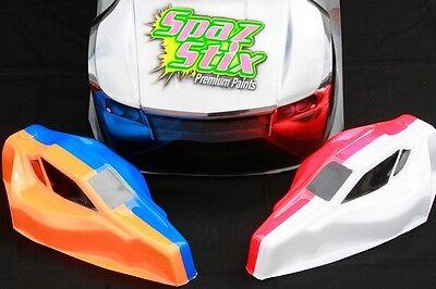 Spaz Stix 10200 Ultimate Black Backer Airbrush Paint 2oz