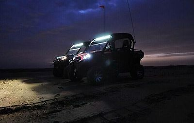 10x 18W 6INCH LED WORK LIGHT BAR OFFROAD FLOOD DRIVING AUTO TRUCK UTE 4WD LAMP 9