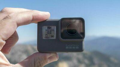 GoPro HERO 5 Black Edition Touch-Screen Camera + 40 PCS Sports Accessory Bundle 2