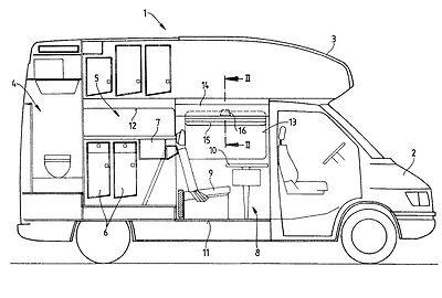 wohnmobil selbst bauen fenster ausstattung technik entwicklungen patente eur 19 95 picclick de. Black Bedroom Furniture Sets. Home Design Ideas