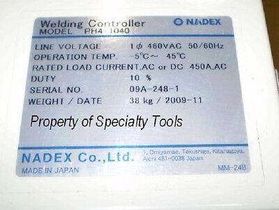 Nadex phone number