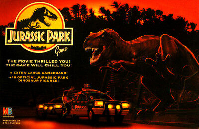 Jurassic Park Movie Logo Embroidered Iron-On Deluxe Patch Yellow New Patch 3