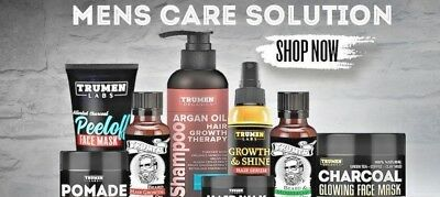 #1 Beard Growth Oil From TruMen for Thicker, Softer and Healthy Hair. 7