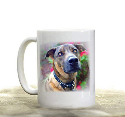 Personalised Dog Cat Lover Photo Mug Custom Coffee Cup Pet Paw Print Gift 3