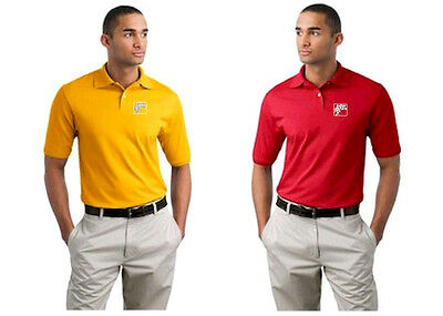 1 Of 6free Shipping 10 Polo Shirts Custom Embroidered Free Logo Business Sports Golf