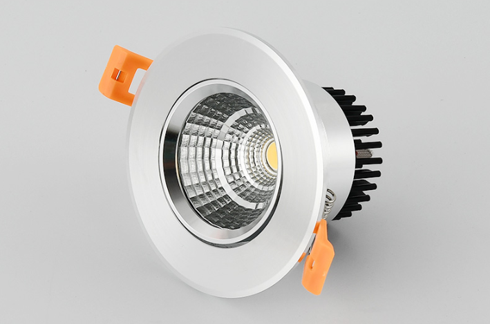 3W 5W 7W 9W 12W 15W 20W COB LED Recessed Ceiling Downlight Spot Light Bulb Kits 6