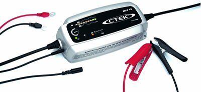 CTEK MXS 10 Multi-Functional 8-Stage Battery Charger (EU Plug) 220-240V 12V 10A 7