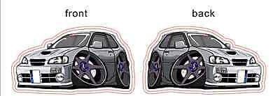 Toyota Starlet Turbo Glanza V Genuine Front Brake Caliper Lower Slider Fits
