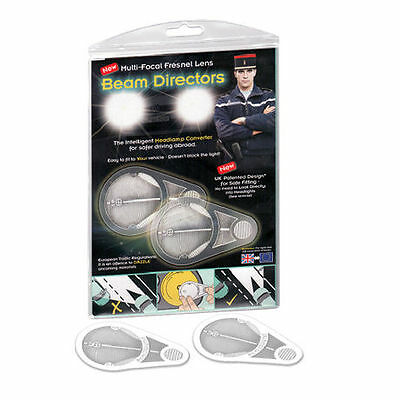 Motoring Europe Euro Kit All You Need For European Travel With Beam Directors 2