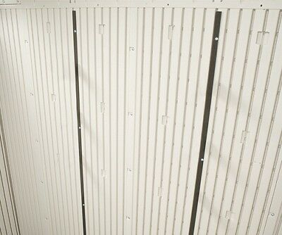 2 Of 3 Lifetime Shed | Storage Shed Accessories | Shelf Channel Uprights  For 8u0027 Wide Sh