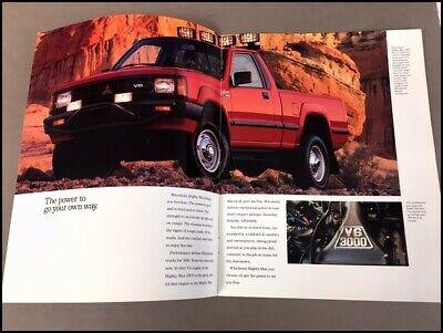 Anleitungen & Handbcher Prospekte Mighty Max pickup 1991 ...