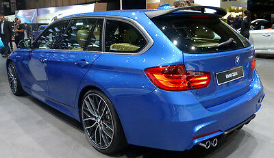 Bmw 3 Series Touring F31 Performance Look Spoiler 4