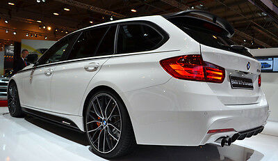 Bmw 3 Series Touring F31 Performance Look Spoiler 9