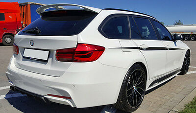 Bmw 3 Series Touring F31 Performance Look Spoiler 2