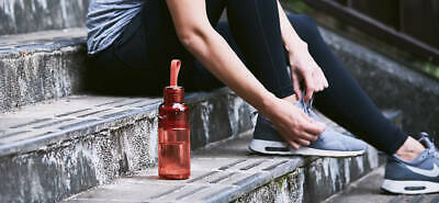 KINTO WORKOUT BOTTLE 480ml Clear 20311 from JAPAN 4