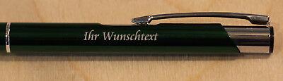 1 - 5 - 10 oder 25 Stück Kugelschreiber mit Ihrer Wunschgravur Faserlaser