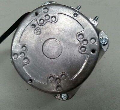 2 x Heavy duty High quality WEIGUANG 34 Watt Shaded Pole Motor Dual mounting 3