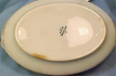 Homer Laughlin Empress Covered Tureen E6003 Casserole Dish Antique 1914 6