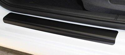 Für  Ford  Ka+  Einstiegsleisten Lackschutzfolie  Schutzfolie  Schwarz-Matt 2167 2
