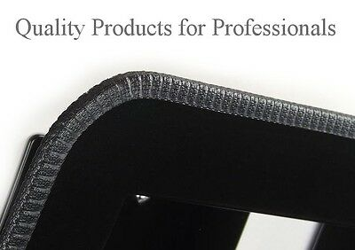 Small black rubber car edging trim protection 9.5mm x 6mm from THE METAL HOUSE 2