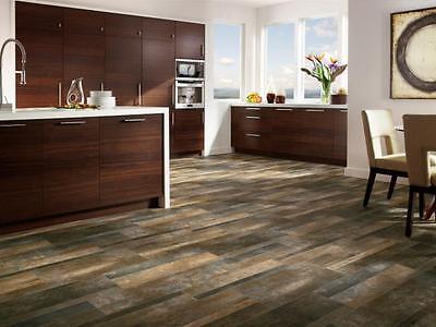 Vinyl Floor Tiles 20 Pack Flooring Looks Like Real Wood Parquet Peel