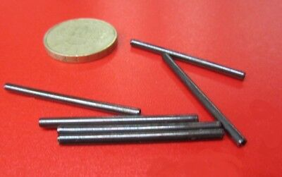 """Steel Slotted Roll Spring Pin, 3/32"""" Dia x 1 1/2"""" Length, 250 pcs 2"""