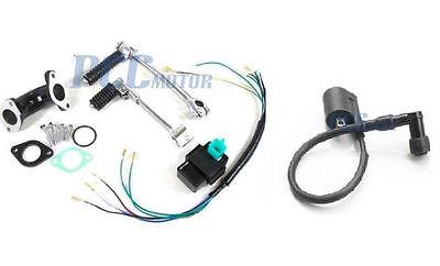 New Semi Auto Lifan 125cc Motor Engine Xr50 Crf50 70 Ct70 Sdg Ssr