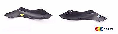 Mini neuf origine F55 F56 F57 JCW pare-chocs avant noir bande spoiler droit 7360744