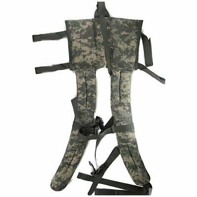 US Military MOLLE II RUCKSACK - COMPLETE: PACK + FRAME + BELT + STRAPS + POUCHES 4