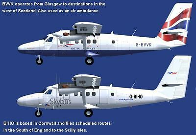 FLIGHT SIMULATOR X FSX Addon Bundle - Turboprop & Turbine Aircraft - 15+  NEW!