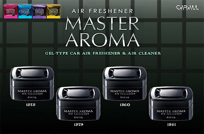 Carall Master Aroma Gel Type Luxury Car Air Freshener Mellow Sweet