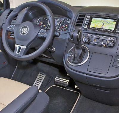 Für VW T5 T6 V VI Multivan Original VW Pedale Pedalkappen Gummi Automatik