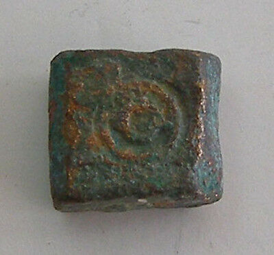 ANCIENT ROMAN BYZANTINE BRONZE WEIGHT great collection!!! #AR91-96 4