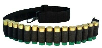 MAVERICK 88 TACTICAL SHOTGUN AMMO SLING//BANDOLEER BY ACE CASE 25 SHELLS