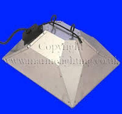 Lumen Arc 3 Marine Aqua Tank Metal Halide Reflector Fc2 2