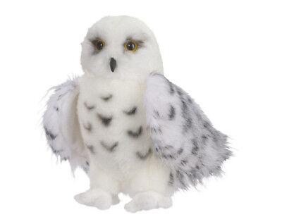 """Douglas Wizard SNOWY OWL Plush Toy 8"""" Stuffed Animal Hedwig Potter owl NWT 2"""