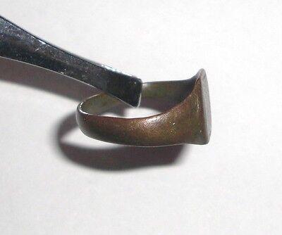 Ancient Roman Empire, 1st - 3rd c. AD. Bronze Ring
