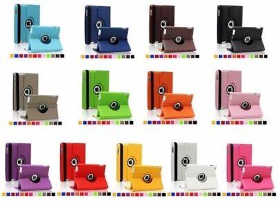 "360 SMART Case for iPad 2/3/4 Air1 Air2 Mini1/2/3 9.7"" Pro Rotating Leather Etui 2"