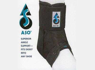 ASO Ankle Brace Stabilizer Support - Sprain & instability * Sports & Outdoor 4