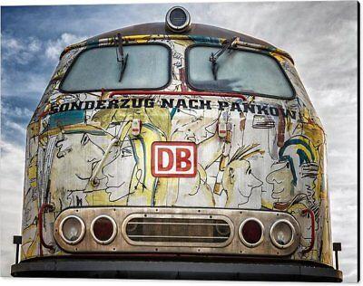 Motiv Udo Lindenberg Fotografie StreetArt XXL150cmx103,9cm PopArt//Bild//AluDibond