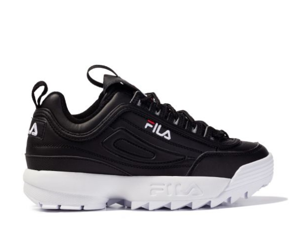 Originale FILA Disruptor II 2 zapatos auténticos blancos unisex Tamaño 35-44 7