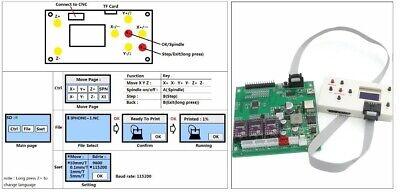 GRBL CNC-Offline-Steuerung