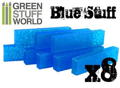 Blue Stuff 8Bars - Make reusables instant molds - Warhammer 40K OOAK Doll Reborn 10