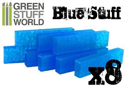 Blue Stuff - 8 bars - Make an instant mold - New Material - Warhammer 40K Reborn