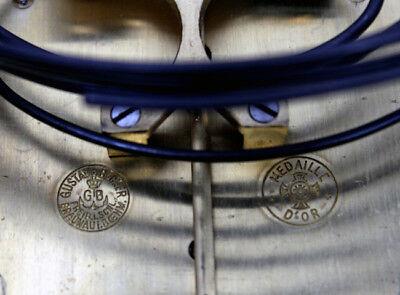 German Gustav Becker 3 Weight Grand Sonnerie Vienna Regulator Clock Movement Set 7